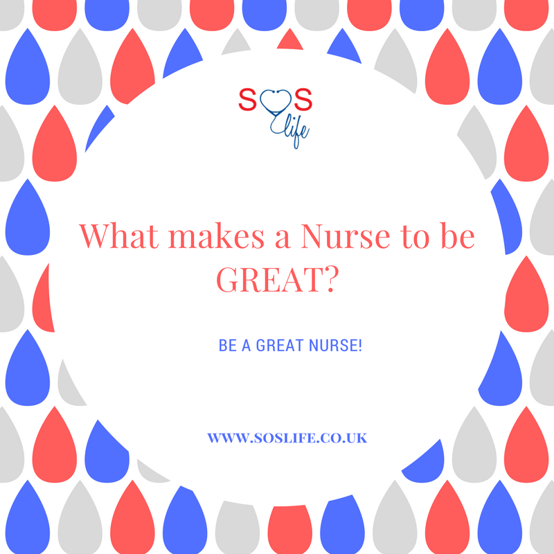 what would make an important good nurse